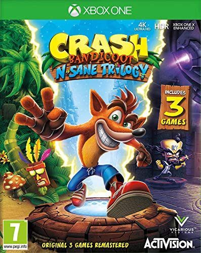 Activision Crash Bandicoot N. Sane Trilogy Xbox One Game