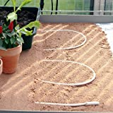 Productos de cultivo Bio Green cable de calefacción blanco
