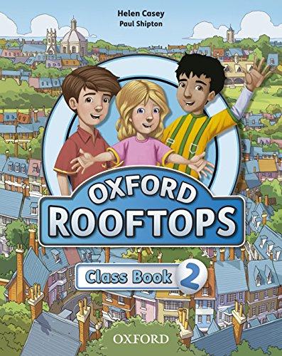 Rooftops 2º Primary: Class Book por Helen Casey
