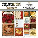 Misc Me Pocket Squares Journaling Cards 96/Pkg-Farmers' Market