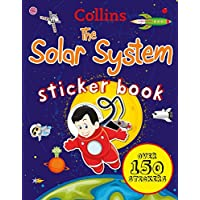 Collins Solar System Sticker Book (Collins Sticker Books)