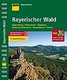 ADAC Wanderführer Bayerischer Wald plus Gratis Tour App: Regensburg Bodenmais Spiegelau Grafenau Passau