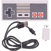 Mini Wireless Gamepad Maniglia, Controller di Gioco per Console di Gioco NES Classic