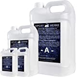 4,5 kg epoxyhars 2K hars met verharder EP lamineerhars in professionele kwaliteit glashelder en geurarm giethars epoxy UV-sta