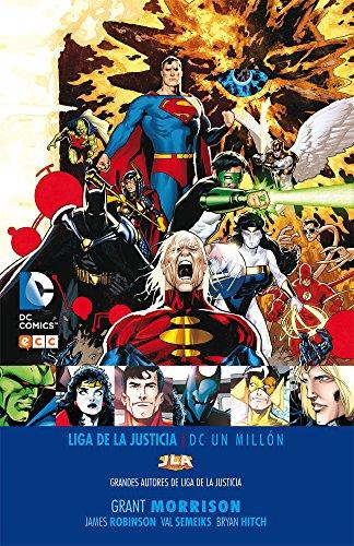 Descargar Libro Grandes autores de la Liga de la Justicia: Grant Morrison - DC Un millón de Grant Morrison