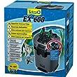 Tetra 145535 EX 600 leistungsstarker Außenfilter (für Aquarien inklusive 5 verschiedener Filtermedien, geeignet für 60 - 120 liters Aquarien)