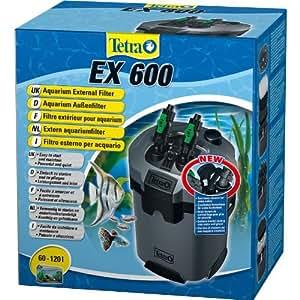 Tetra - 145535 - Filtre Extérieur pour Aquarium EX 600