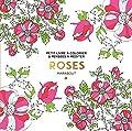 Le petit livre de coloriage - Rose