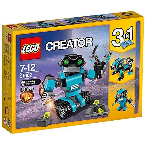 61L0bDJB7OL - LEGO Creator Robot Explorador (31062)
