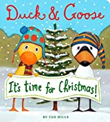 Duck and Goose Its Time for Christmas