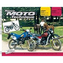 Revue Moto Technique, numéro 62.1.SUSUKI DR 125S HONDA XLV 750 R