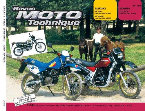 Revue Moto Technique, numéro 62.1.SUSUK...