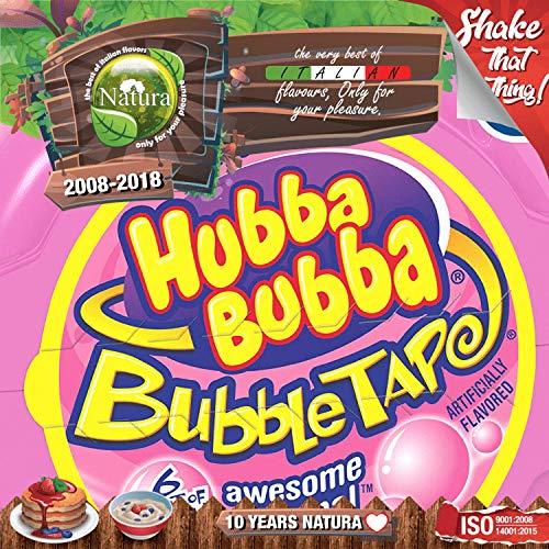 atura E Liquid, Shake n Vape für Ihre e-Zigarette, Nikotinfrei - Big Bubble (Rosa Bubblegum) ()