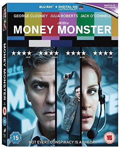Money Monster [Blu-ray] [UK Import]