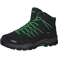 CMP Kids Rigel Mid Trekking Shoe WP, Scarpe da Arrampicata Alta Donna