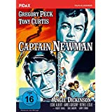 Captain Newman / Bestsellerverfilmung mit Gregory Peck, Tony Curtis und Robert Duvall