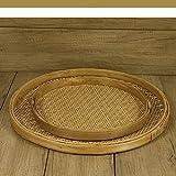 XBR i prodotti domestici di bambù riso setaccio a bambù paletta round in buco bambù sieve,Cm di Tuba