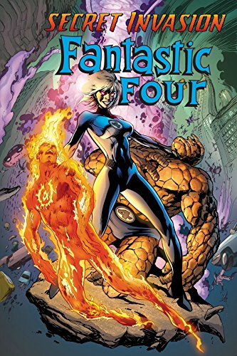 Secret Invasion: Fantastic Four TPB (Graphic Novel Pb) by Barry Kitson (Artist), John Buscema (Artist), Paul Ryan (Artist), (11-Feb-2009) Paperback