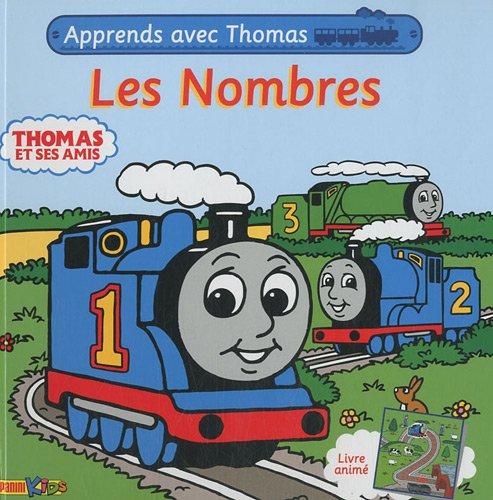 Apprends avec Thomas : Les nombres