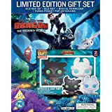 How to Train Your Dragon - The Hidden World Limited Edition Gift Set: Funko Pocket POP! Keychains