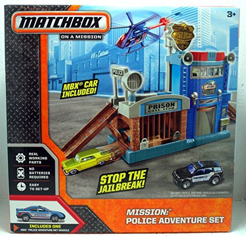 matchbox-on-a-mission-police-adventure-set-by-matchbox