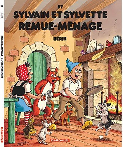 Sylvain et Sylvette - tome 57 - Remue-ménage (57)
