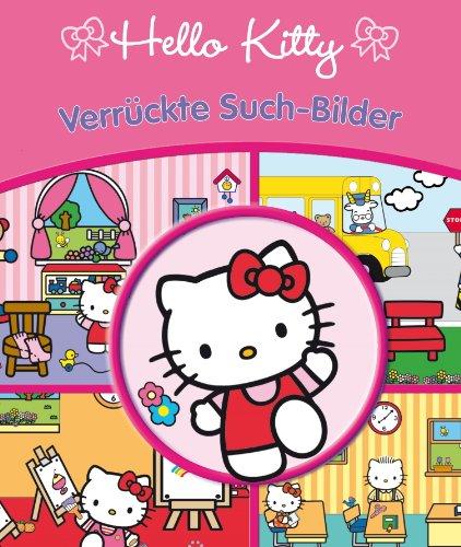 Preisvergleich Produktbild Hello Kitty - Verrückte Suchbilder, Wimmelbild