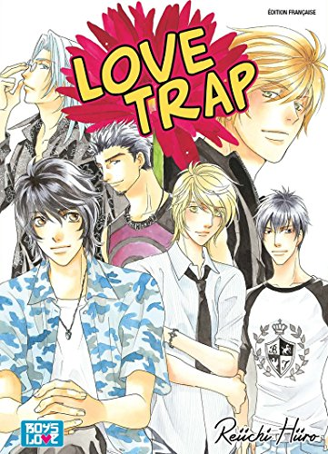 Love Trap - Livre (Manga) - Yaoi par Reiichi Hiiro