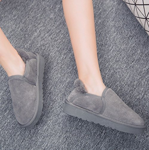 Des couples de coton chaud bloc court pour aider pain paresseux pieds chaussures