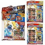 LEGO Ninjago Trading Card Game Serie 1 Starter + Multi-Pack NRG-Jay & Böser Wu