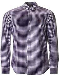 Polo Ralph Lauren Custom Gingham Checked Oxford Shirt