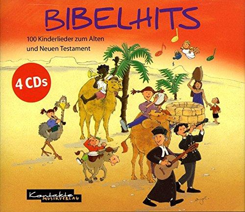 Hause Etabliert (BibelHits: 100 biblische Kinderlieder zum Alten und Neuen Testament (4 CDs))