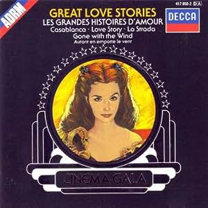 Les Grandes Histoires d'Amour