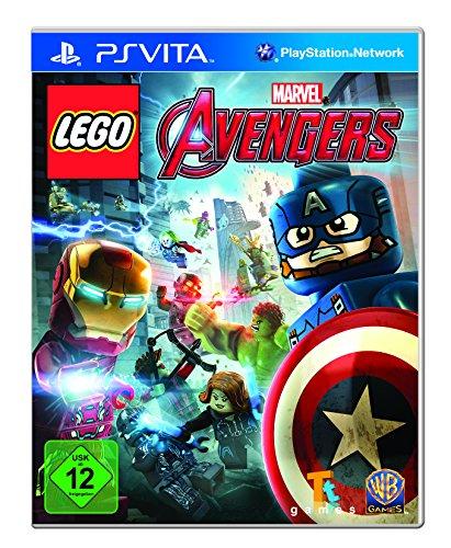 LEGO Marvel Avengers - [PS Vita] (Playstation Vita Spiele Lego)