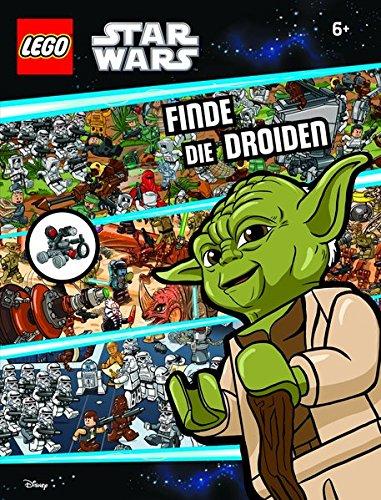 Preisvergleich Produktbild LEGO® Star Wars™ Finde die Droiden: mit LEGO Mini-Modell