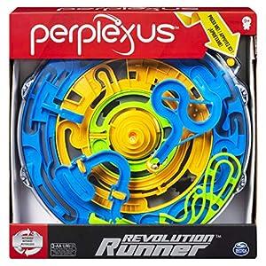 Spin Master Games 6053770 OGM Perplexus Revolution UPCX GML - Juego de Mesa (Contenido en alemán)