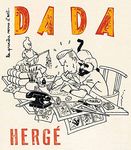 Dada, N° 213, Octobre 2016 : Hergé par Christian Nobial