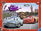 Ravensburger Puzzle Frame - Disney Pixar Cars 2 In London (30-48Pcs.) (06343)