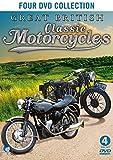 Great British Classic Motorcycles - 4 DVD BOXSET
