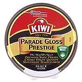 Kiwi Parade Gloss Prestige Schuhcreme schwarz (50 ml) - Packung mit 2