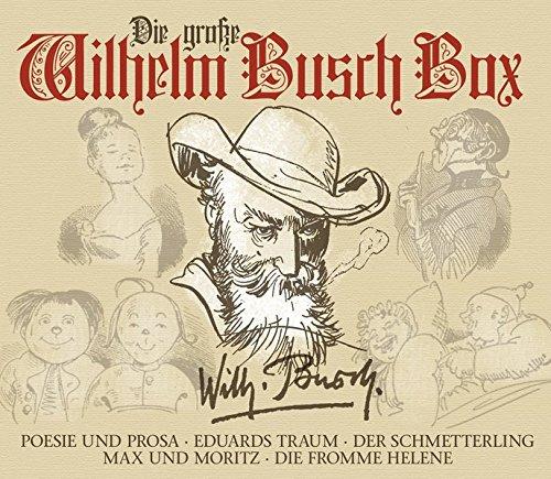Die Große Wilhelm Busch Box