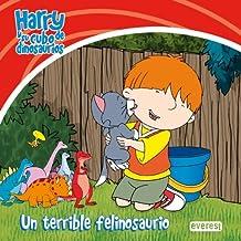Harry y su cubo de dinosaurios. Un terrible felinosaurio (Harry y su cubo de dinosaurios / Libros de lectura)