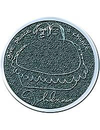John Lennon Pin Badge: Give Peace a Chance