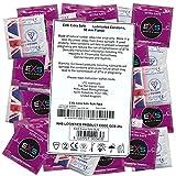 EXS Extra Safe (Max Protection) 100 Kondome mit dicker Wandstärke, strapazierfähig und reißfest