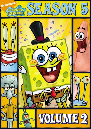 Spongebob Squarepants: Season 5 V.2 [DVD] [Import]