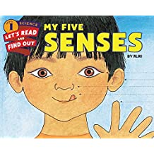 My Five Senses: Let's Read and Find out Science - 1