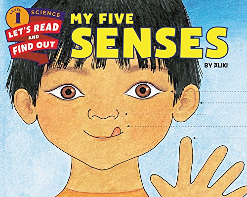 My Five Senses (Let's Read and Find Out)