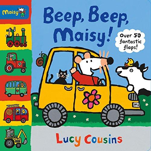 Beep, Beep, Maisy! por Lucy Cousins