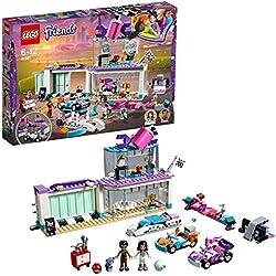 LEGO Friends - Taller de tuneo creativo (41351)