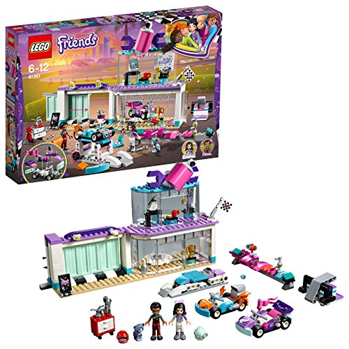 LEGO Friends - Taller de tuneo creativo 41351